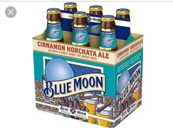 Blue Moon® Cinnamon Horchata Ale uploaded by Mariana A.