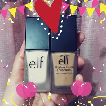e.l.f. Cosmetics Flawless Finish Foundation uploaded by Gelay P.