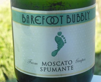 Barefoot Bubbly Moscato Spumante uploaded by Mary-Jo R.
