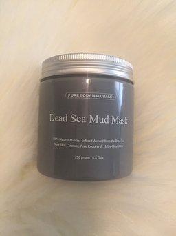 Pure Body Naturals Dead Sea Mud Mask uploaded by Jennifer M.