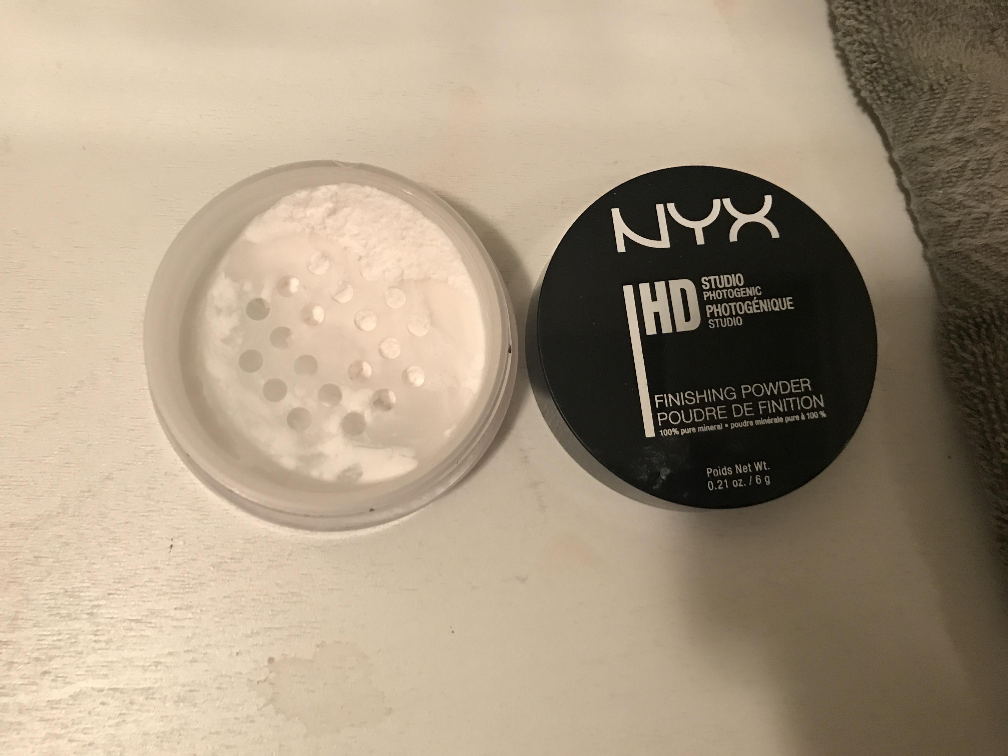 NYX Cosmetics Studio Finishing Powder uploaded by Alex D.