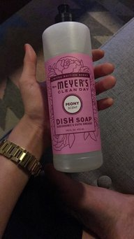 Mrs. Meyer's Clean Day Peony Hand Soap uploaded by Stephanie B.