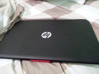 HP Black 15.6