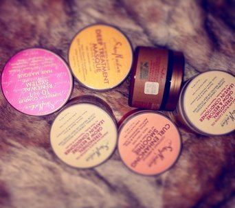 SheaMoisture Fruit Fusion Coconut Water Energizing Hand & Body Scrub uploaded by Silvia r.