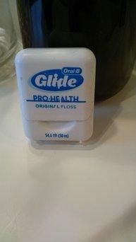 Oral-B Glide Pro-Health Floss uploaded by Jennifer E.