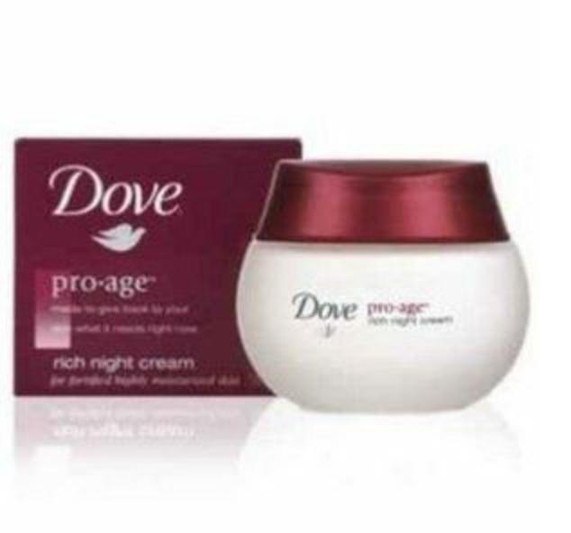 Dove Pro.Age Rich Night Cream uploaded by karen v.