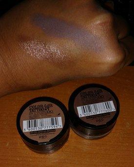 Maybelline Eyestudio® ColorTattoo® Leather 24 Hour Cream Gel Eye Shadow uploaded by Nadia M.