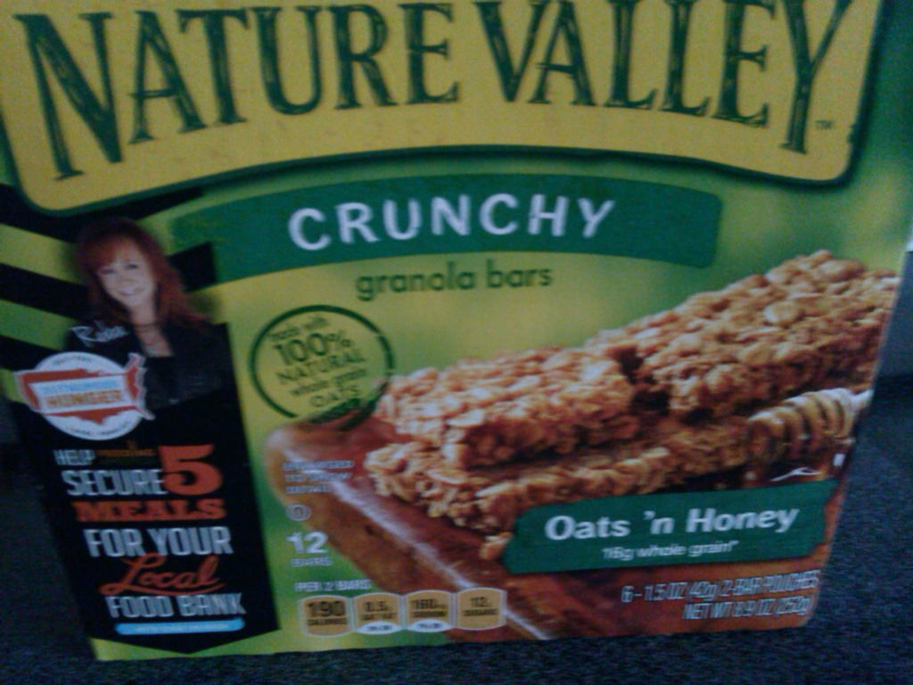 Nature Valley™ Crunchy Granola Bar Peanut Butter uploaded by pauline t.