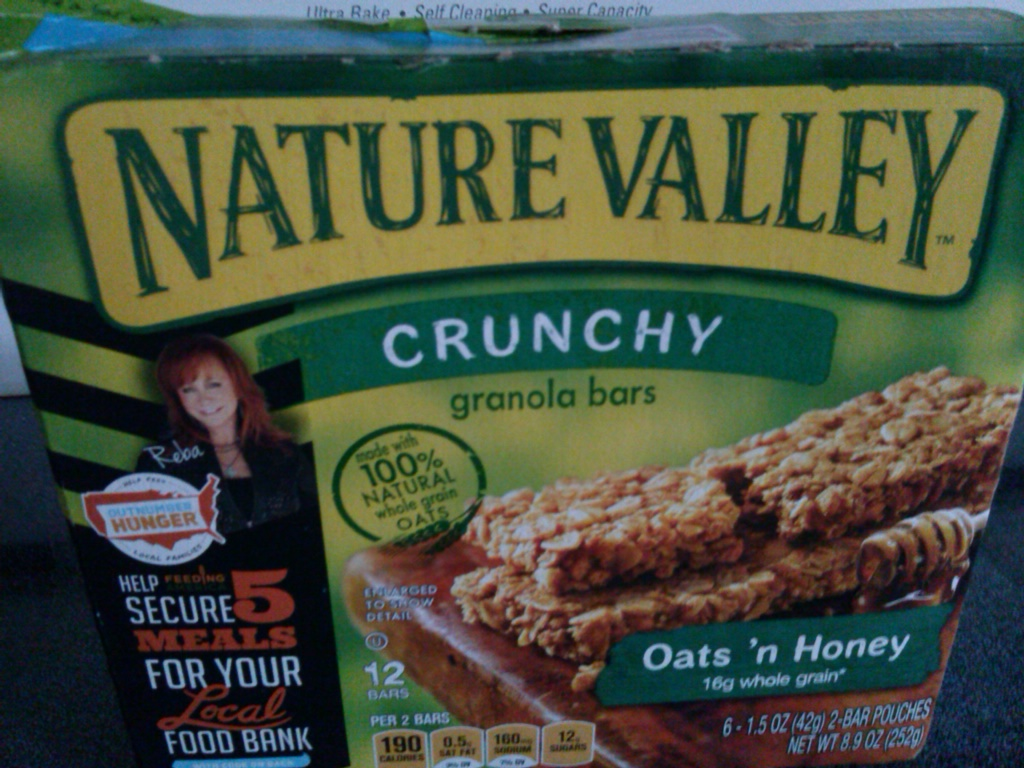 Nature Valley™ Fruit & Nut Bars Cranberry & Pomegranate uploaded by pauline t.