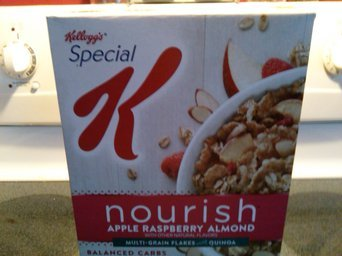 Kellogg's Special K, Toasted Rice Cereal,1.25 Oz Containers, (Pack of 6) uploaded by pauline t.