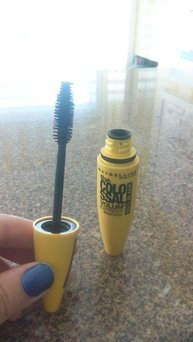 Maybelline Colossal Mascara 100 Percent 10.7Ml Black uploaded by Gabriela B.