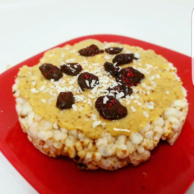 Lundberg® Eco-Farmed Apple Cinnamon Rice Cakes 9.5 oz. Bag uploaded by Tai H.