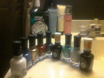 Photo of Sally Hansen® Miracle Gel™ Nail Polish uploaded by Jada H.