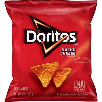 DORITOS® LOADED® Nacho Cheese Breaded Cheese Snacks uploaded by Brittany D.