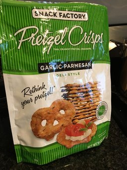 Pretzel Crisps Cracker uploaded by Julie P.