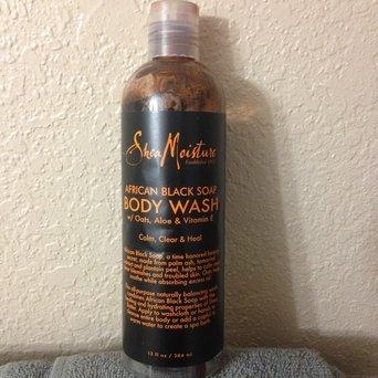 SheaMoisture African Black Soap Body Wash uploaded by Tarra M.