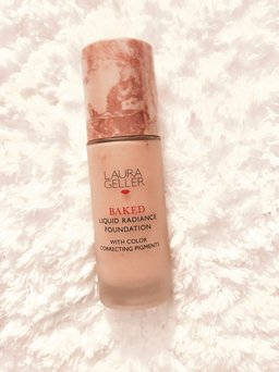 Photo of Laura Geller Beauty Baked Liquid Radiance Foundation With Color Correcting Pigments uploaded by Allison B.