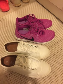 Nike Flex 2015 Run Women's Running Shoes uploaded by Anita P.