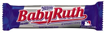 Nestlé Baby Ruth Bar uploaded by Emily M.