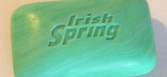 Irish Spring Original Bar Soap uploaded by Kaitlyn G.