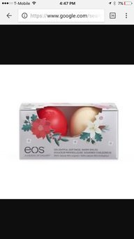 eos 2-pk. Visibly Soft Lip Balm Sphere Set - Limited Edition, Multicolor uploaded by Quynh L.