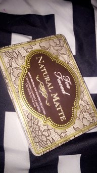 Too Faced Natural Eye Neutral Eye Shadow Collection uploaded by Savannah B.