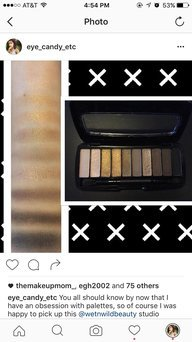 Wet n Wild Studio Eyeshadow Palette uploaded by Cassidy H.
