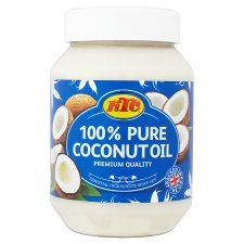 KTC 100% Pure Coconut Oil 250ml (Pack of 2) uploaded by Afz S.