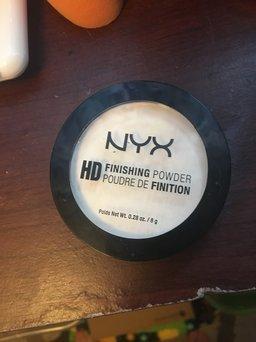 NYX #NoFilter Finishing Powder uploaded by Alicya M.