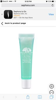 Origins No Puffery™ Cooling Roll-On For Puffy Eyes 0.5 oz uploaded by Lori J.