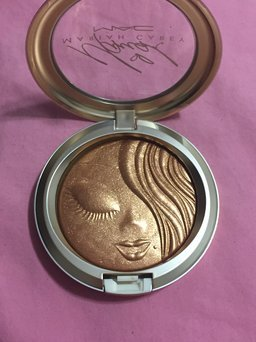Photo of MAC Cosmetics x Mariah Carey Extra Dimension Skinfinish uploaded by Asanta T.