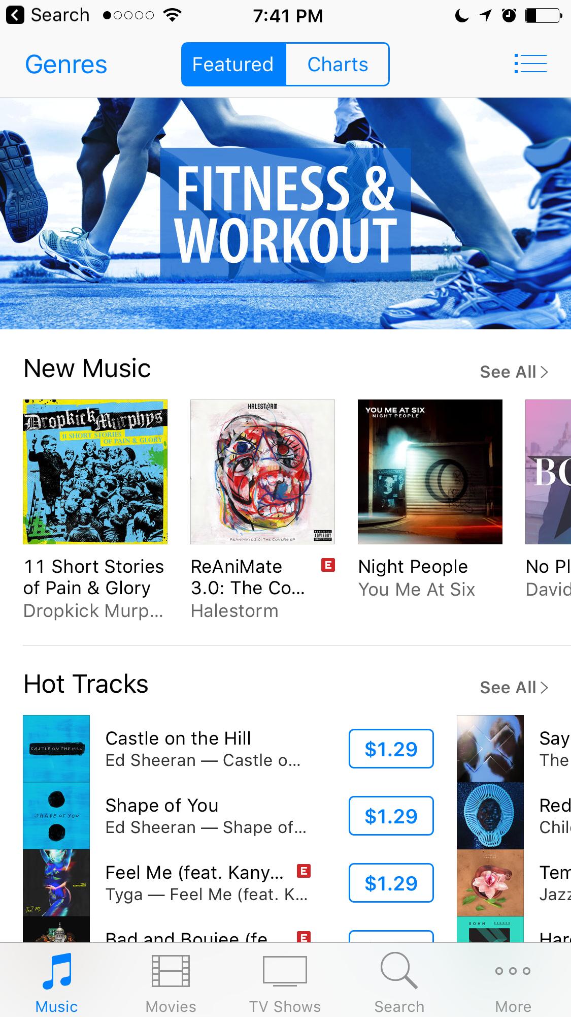 Apple iTunes U uploaded by Nikole N.