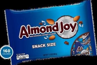 Photo of Almond Joy Snack Size Bites uploaded by Lilly S.