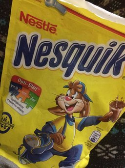 Nesquik Chocolate Powder, No Sugar Added, 16-Ounce Unit (Pack Of 6) uploaded by Amela M.