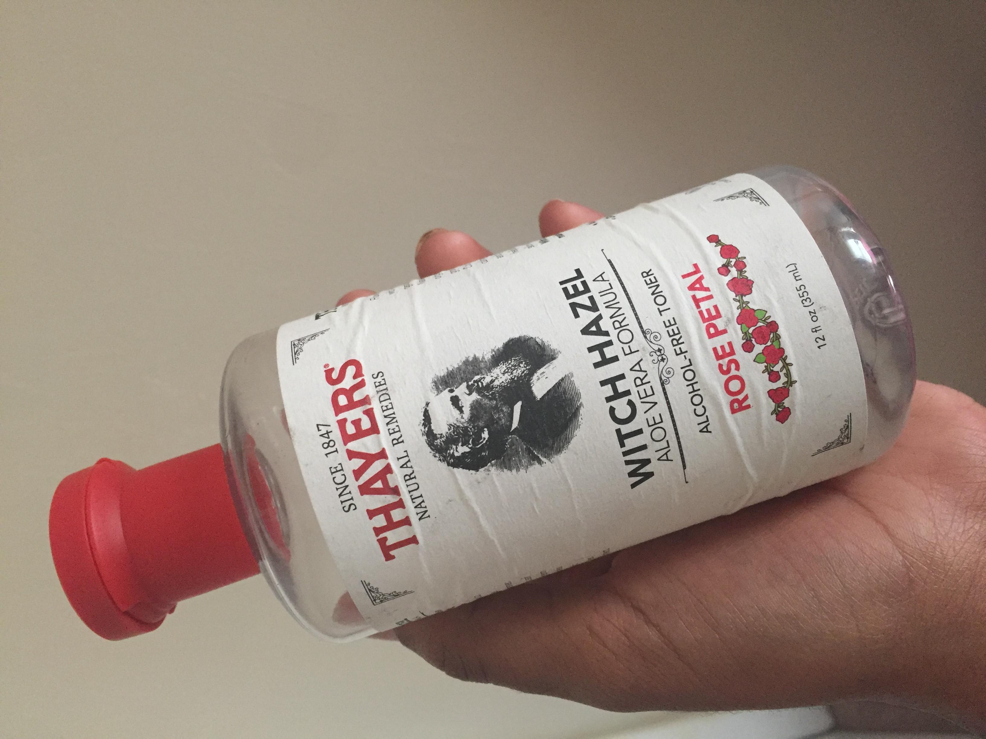Photo of Thayers Alcohol-Free Rose Petal Witch Hazel Toner uploaded by Zoë L.