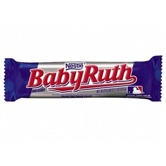 Baby Ruth Candy Bar uploaded by Sophia G.