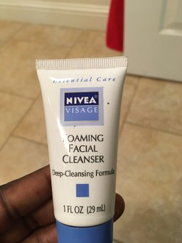Nivea Visage Eye Makeup Remover uploaded by Moonyalondon H.