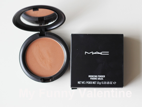 Photo of M.A.C Cosmetic Bronzing Powder uploaded by Macarena P.