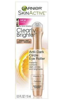 Garnier SkinActive Clearly Brighter Anti-Dark-Circle Eye Roller uploaded by Katrina M.