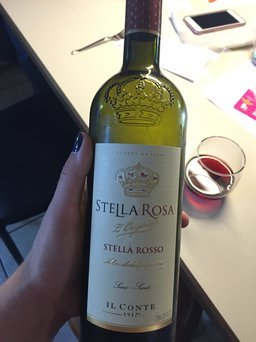 Photo of Stella Rosa Wine uploaded by Jessica L.
