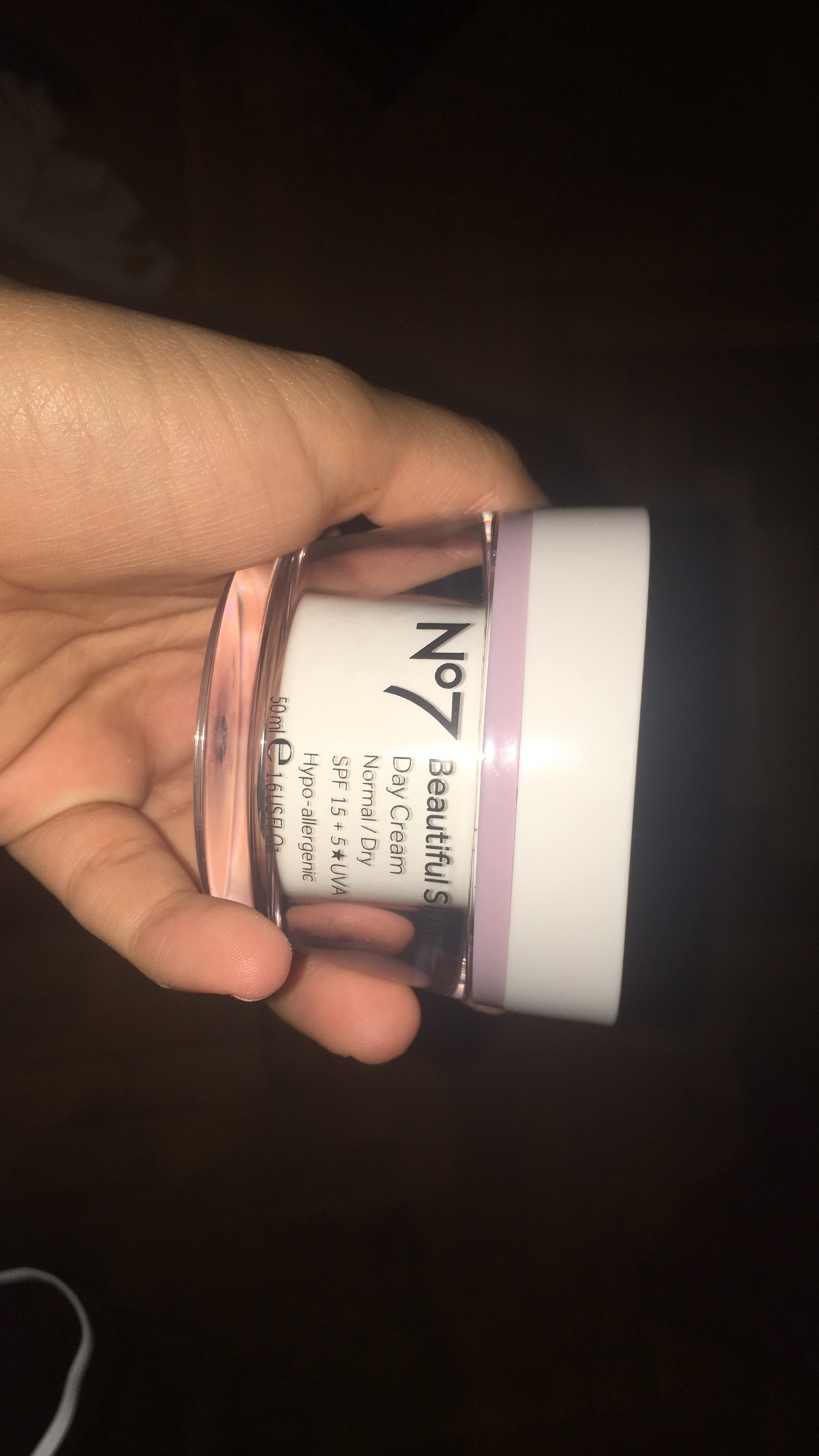 No7 Beautiful Skin Day Cream Normal/Dry uploaded by Khadija A.