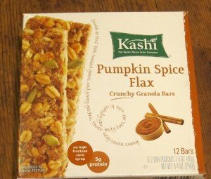 Kashi® Pumpkin Spice Flax Crunchy Granola Bars uploaded by Tammy W.