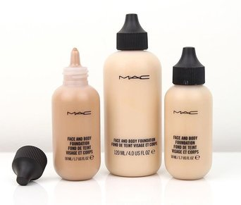 MAC Studio Face and Body Foundation uploaded by Vanessa N.
