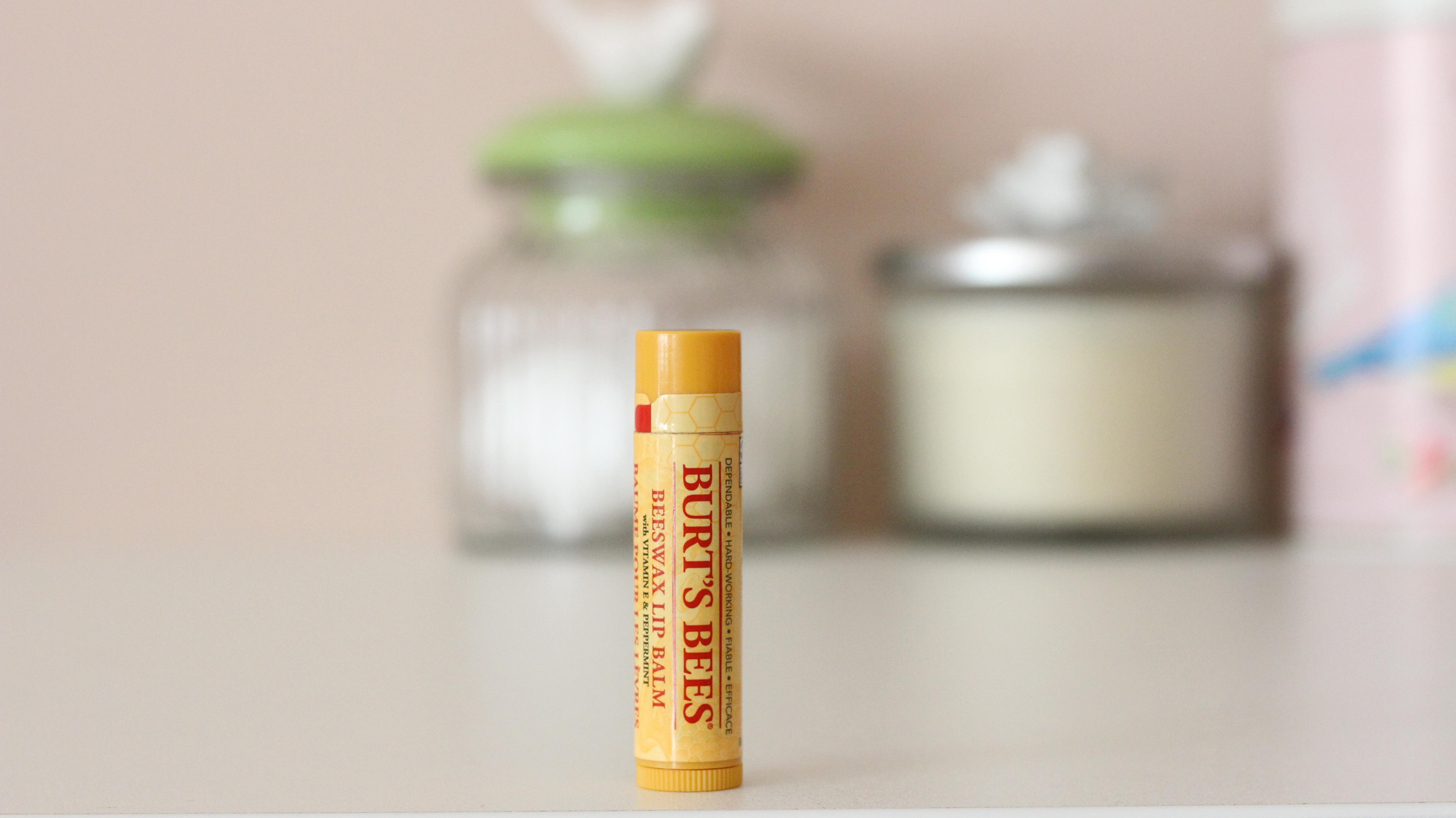 Burt's Bees® Beeswax Lip Balm uploaded by Jamie R.
