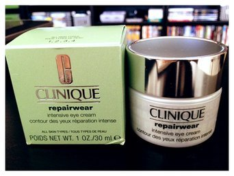 Photo of Clinique Repairwear Intensive Eye Cream uploaded by Caitlyn S.
