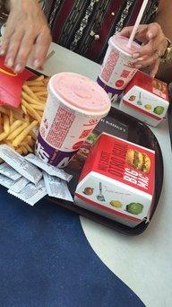 McDonald's uploaded by Sophíę X.