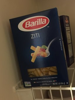 Barilla Pasta Ziti uploaded by Odaliza R.