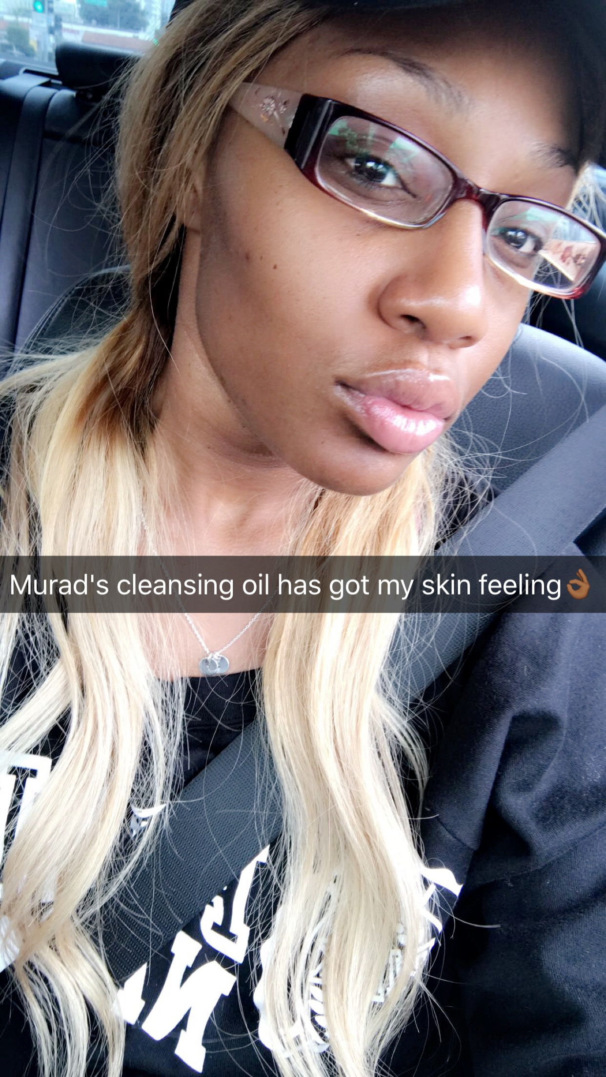 Murad Renewing Cleansing Oil uploaded by Tiffany J.