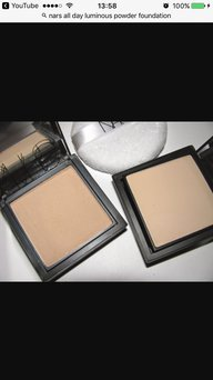 NARS All Day Luminous Powder Foundation SPF 24 uploaded by Sherefa S.