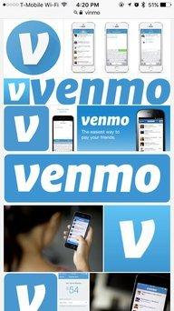 Venmo uploaded by sierra j.